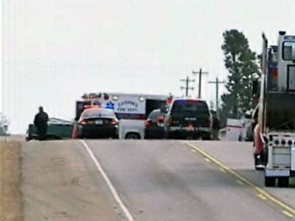 Two Die In Payne County Traffic Accident