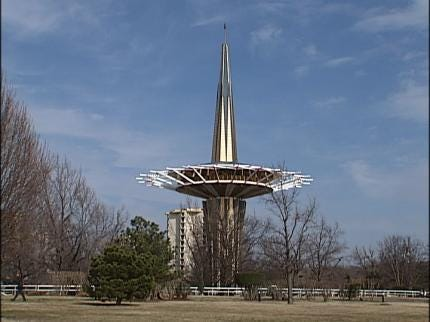 Oral Roberts Returns To ORU For Dedication