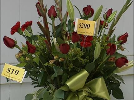 Valentine's Day Keeps Tulsa Florists Busy