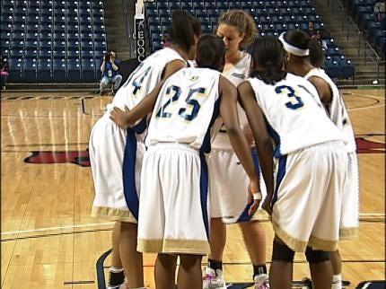 TU Women Lose To Memphis
