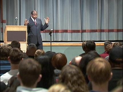 Hotel Rwanda Hero Speaks In Tulsa