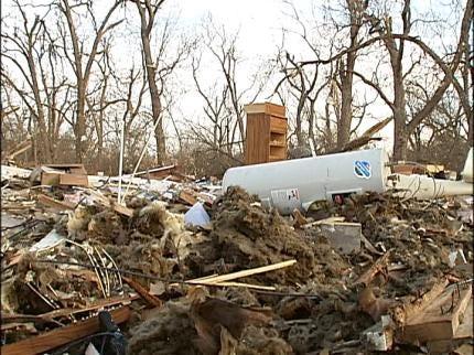 Tulsa Red Cross Helps Lone Grove