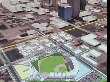 County Commission Wants Stadium Tax Exemption