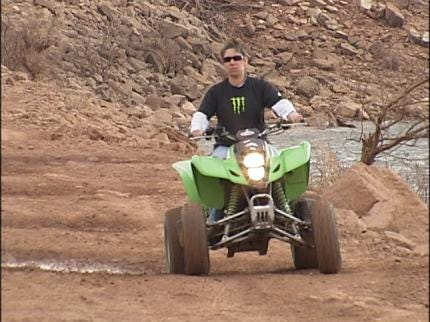 Federal Act Restricts Sale Of Child-Sized ATVs