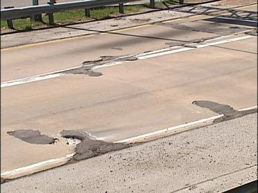 More Than 14,000 Tulsa Potholes Patched