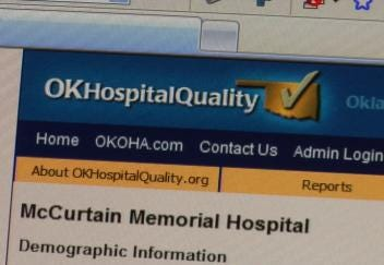 New Web site Allows You To Rate Care At Oklahoma Hospitals