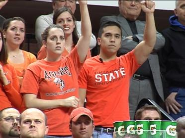 OSU Students Paying The Price For Basketball Tickets