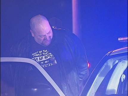 Overnight Tulsa Meth Bust