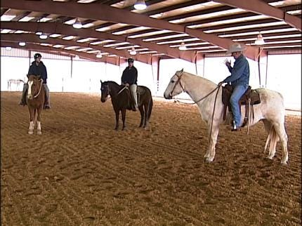 Tulsa Boys Home Takes Lead In Equine Therapy