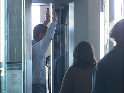 Tulsa International Adds Body Scanners