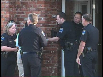 Tulsa Woman Shot In Her Home