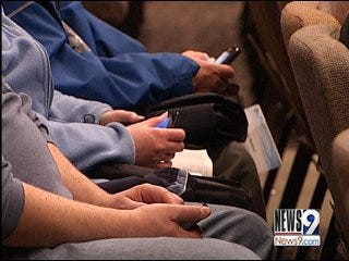 Congregation Text Messages In Worship