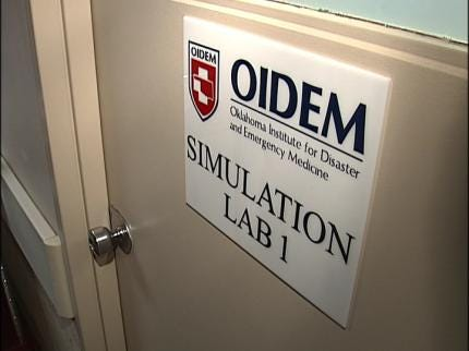 OU-Tulsa Opens Simulation Center