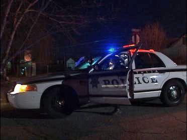 Overnight Tulsa Police Chase Arrest