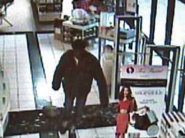 Police Search For Ulta Burglar