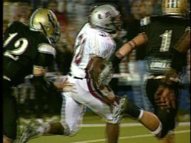 Tulsa Football Player's Life Celebrated