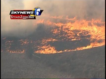 Volunteer Firefighter Dies Near Mannford