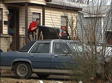 Burglary Ring Suspects Arrested In Tulsa
