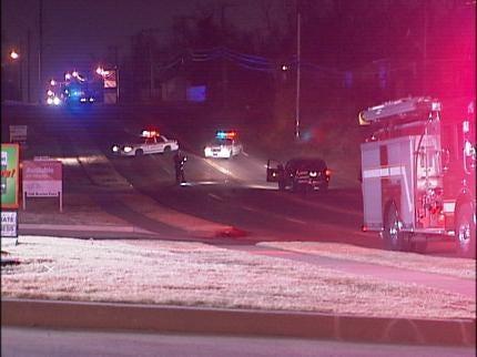 Driver Sought In Fatal Tulsa Hit/Run Accident
