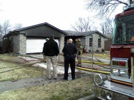 Tulsa House Fire Investigated