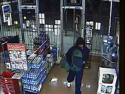 Tulsa Pharmacy Burglar Caught On Tape
