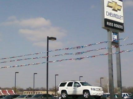 Credit Crunch Closes Bartlesville Car Dealership