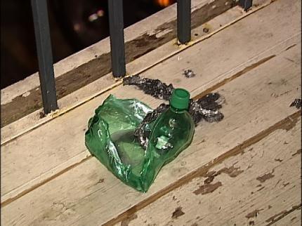 Overnight Explosion Scares Tulsa Residents