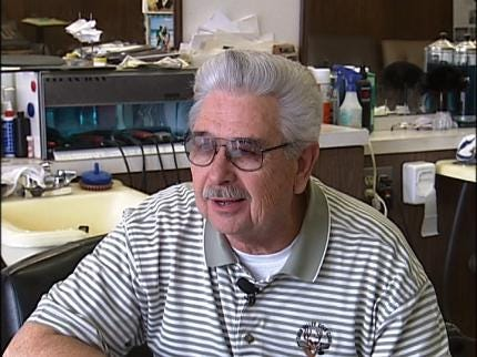 Tulsa Barber To Retire With New Shop