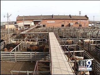 Oklahoma National Stockyard Beefs Up Security