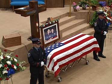 Silver City Volunteer Firefighter Laid To Rest