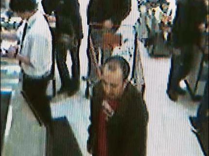 Suspect Sought In Counterfeit Check Case