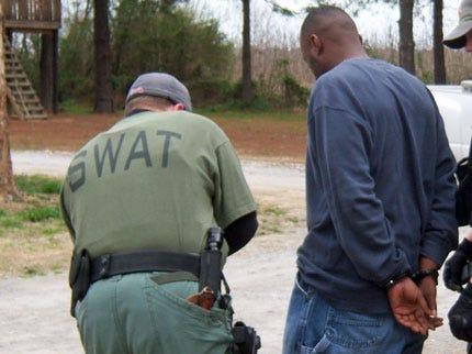 Arrests Made In SE Oklahoma Drug Sweep