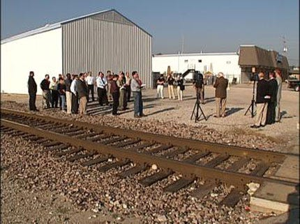 House Approves Funding For Claremore Railroad Project