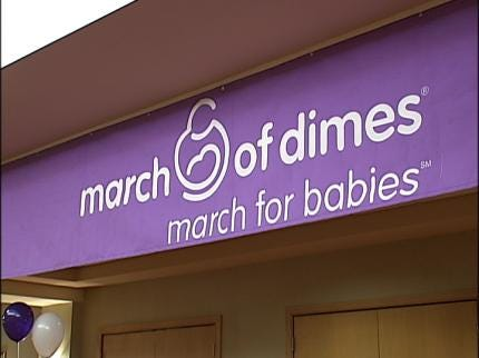 March Of Dimes Kicks Off March For Babies