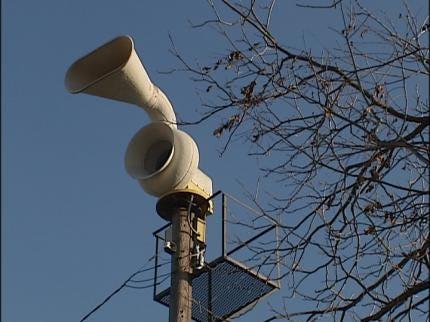 Oklahoma Tornado Warning Policy Reviewed
