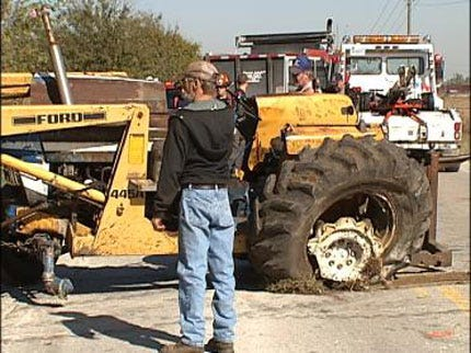 Owasso Man Charged In Traffic Death