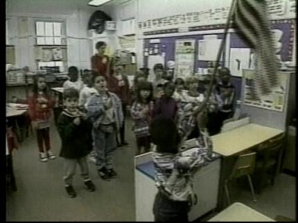 Bill Would Require Pledge In Classrooms
