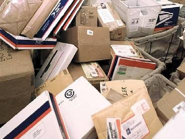Cardin Post Office To Close