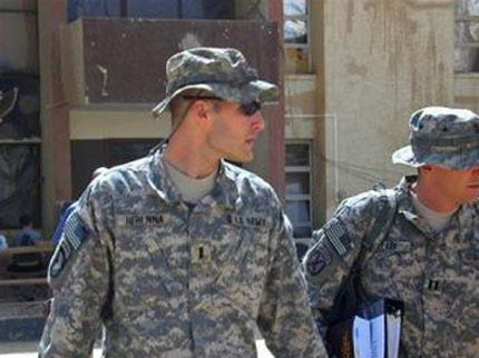 Jury To Deliberate Oklahoma Soldier's Case