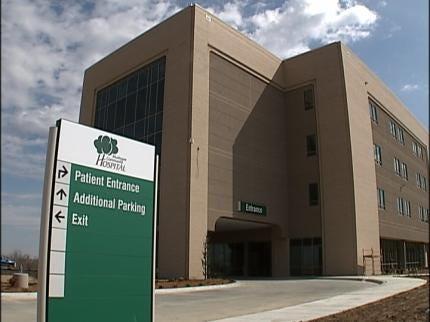 Muskogee Hospital Going Green