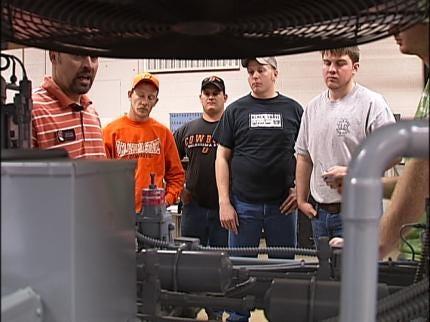 OSU-Okmulgee Preparing Students For Stimulus Jobs