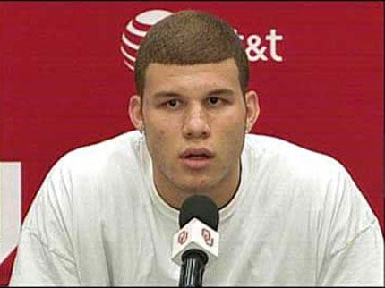 OU's Blake Griffin Will Play Saturday