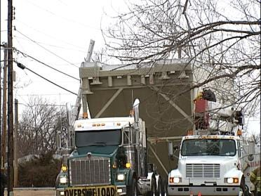 Tulsa Driver Electrocuted By Power Lines