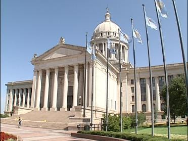 Pro-Life Rally At Oklahoma Capitol