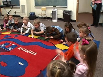 Sand Springs Schools Add Music Together