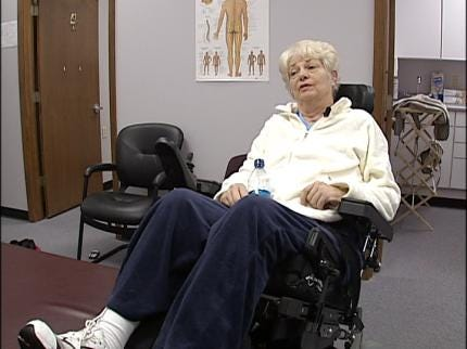 Tahlequah Woman Battles Back From Injury