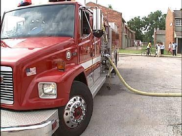 Tulsa Firefighters Pass EMT Retest