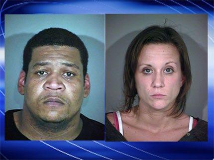 Two Arrested In Broken Arrow, Suspected Of Making Meth