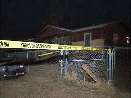 Attempted Robber Shot, Killed At Tulsa Home