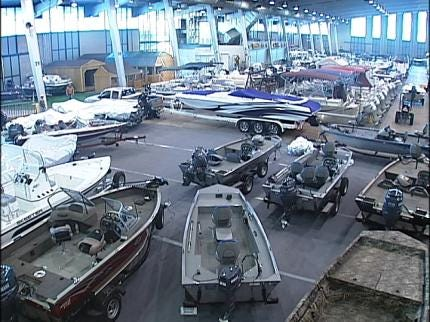 Attendance Numbers Up For Tulsa Boat Show